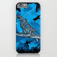 iPhone & iPod Case featuring Abyss 2099 by Letter_q