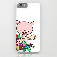 Piggy, PISS OFF! iPhone 6 Slim Case