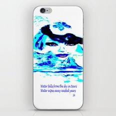 Water Women_02 iPhone & iPod Skin