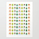 The Essential Patterns of Childhood - Home Art Print