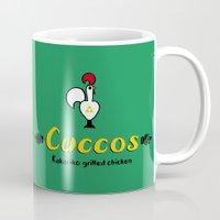 Kakariko Grilled Chicken Mug