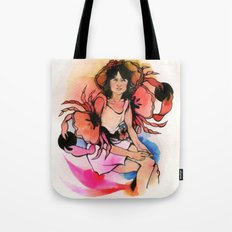 Cancer (Zodiac series) Tote Bag