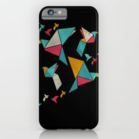 iPhone & iPod Case featuring Fly Away by AJJ ▲ Angela Jane Johnston