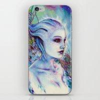 Liara iPhone & iPod Skin
