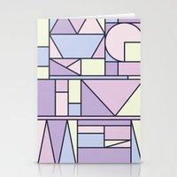 Kaku Pastel Stationery Cards