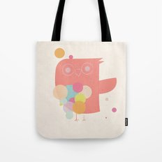 Owly Owl//One Tote Bag