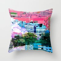 BAR#7968 Throw Pillow