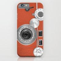 Tangerine Tango Retro Vi… iPhone 6 Slim Case