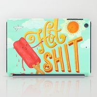 Hot Shit iPad Case