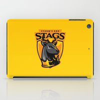Storm' End Stags iPad Case