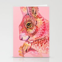 The Squirrel Magic  Stationery Cards