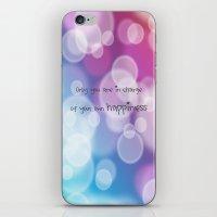 Charisma Bokeh iPhone & iPod Skin