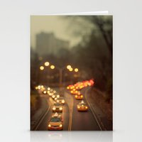 Taxicab Confessions - Ne… Stationery Cards