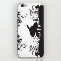 Alice's Adventures In Wo… iPhone & iPod Skin