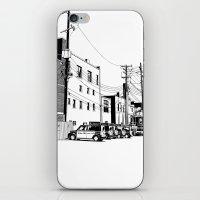 Bloomington II iPhone & iPod Skin