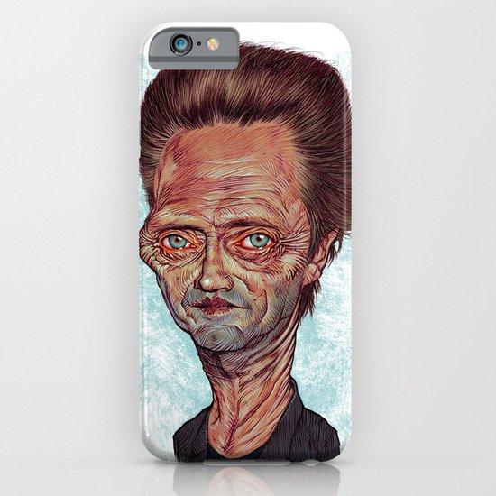 Christopher Walken iPhone & iPod Case