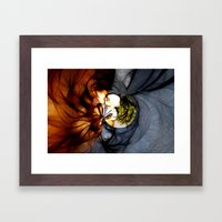 kissunshine Framed Art Print