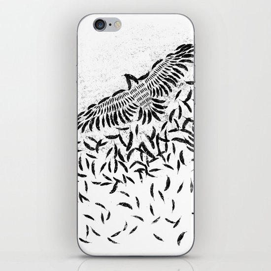 Of a feather iPhone & iPod Skin