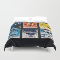 Bond #2 Duvet Cover