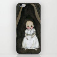 The Hidden Mother iPhone & iPod Skin