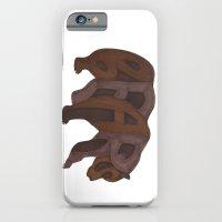 Bears Typography iPhone 6 Slim Case