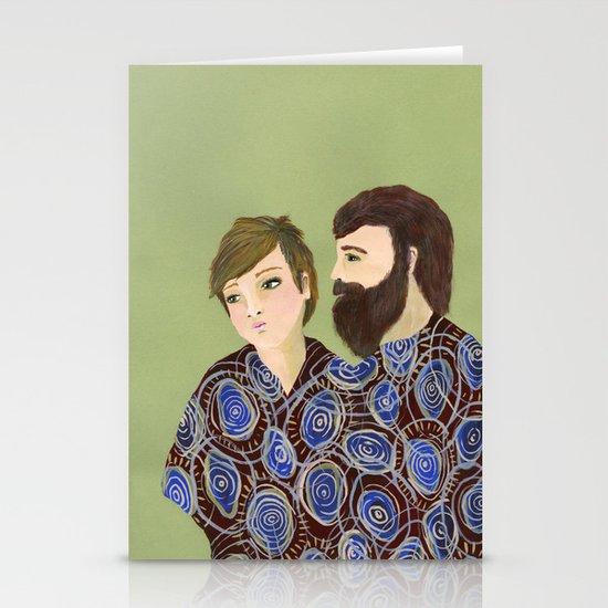 Together Stationery Card