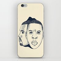 The Throne iPhone & iPod Skin