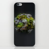 The Moss Globe iPhone & iPod Skin