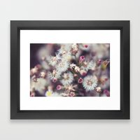 Beautifully Chaotic Framed Art Print