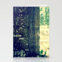 TreeBark Stationery Cards