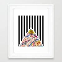 T.A.S.E.G. Ii Framed Art Print