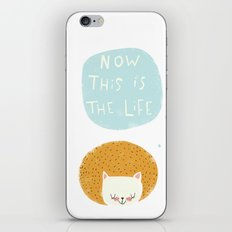 now this is the life iPhone & iPod Skin