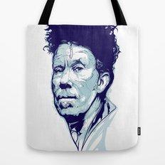 Tom Waits Portrait Tote Bag