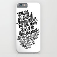 Desiderata iPhone 6 Slim Case