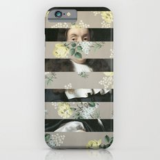 A Portrait With Bars 3 iPhone 6 Slim Case
