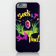 Legend of Zelda Seek and Ye Shall Find Slim Case iPhone 6s