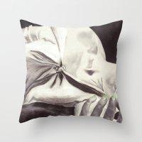 Reachable Throw Pillow