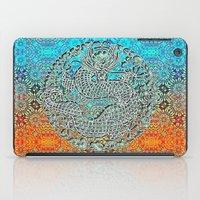 Dragon Garden 2 iPad Case