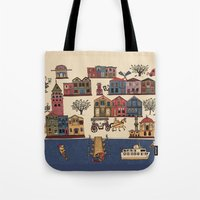 Urban Regeneration Tote Bag