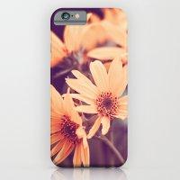 Gold Floral iPhone 6 Slim Case