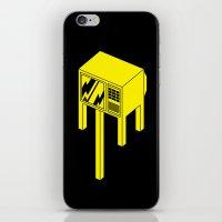Idiot Box iPhone & iPod Skin