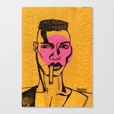 grace jones. Canvas Print