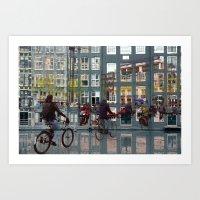 Amsterdam 24 Art Print