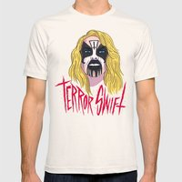 Terror Swift Mens Fitted Tee Natural SMALL
