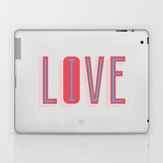 Live & Love Laptop & iPad Skin