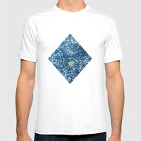 Like A Diamond In The Sk… Mens Fitted Tee White SMALL