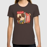T-shirt featuring Puglie Poot Loops by Puglie