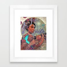 The Surveyor Framed Art Print