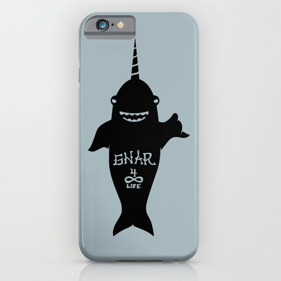 GNARWHAL iPhone & iPod Case