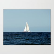 Our ultimate goal Canvas Print